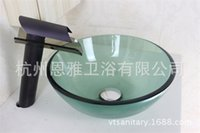 Wholesale Mini cm fresh bun basin vanity kit bath tub glass basin Ware N