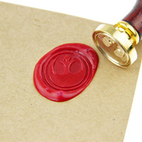 Wholesale Rebel Alliance Symbol Wax Seal Stamp Christmas gift Star Wars wedding Letter Ini seals brass stamp multi color weeding invitation stamp