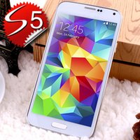 wifi gps - Android phones S5 Dual core MTK6572 Smartphone inch IPS Screen resolution MP Camera G WIFI GPS Fingerprint Mobile cell phone