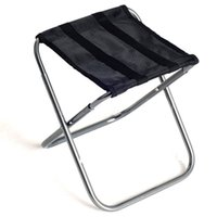 Wholesale Portable folding fishing chair aluminum alloy beach chairs outdoor sketching stool Good Quality