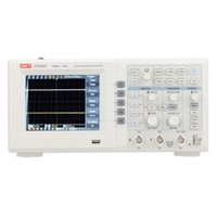 Wholesale UNI T UTD2202CE MHz GS s Digital Storage Oscilloscope DSO Dual Channels quot TFT LCD Scopemeter w USB Device