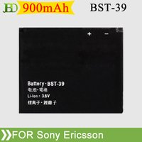 yes ericsson w910i - High quality battery for BST BST39 Battery For Sony W518a W910i W380i Z555 Battery AKKU Batterij Bateria