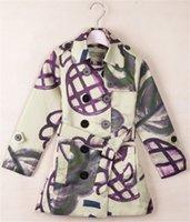beautiful wind jacket - Children s Tench Coats Of Spring Fall Beautiful Sweet Outwear Cute Girl Princess Wind Coat Long Jacket Kids Cute