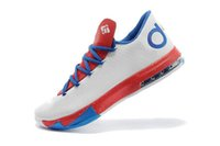 Cheap Wholesale KD Basketball Shoes KD VI KD Athletics trainer Cheap Sale kd Shoes KD VI 6 Sports Shoes Mens Trainers Dropping Sneaker Boot