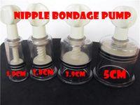 Wholesale Manual Vacumm Suction Nipple Pump Nipple Bondage Pump Game Gadgets BDSM Toys Sex Toys Adult Toys