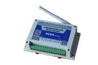 Wholesale Quad Brand S260 GSM SMS GPRS Temperature Data Logger With Sensor GSM SMS Controller gsm alarm system