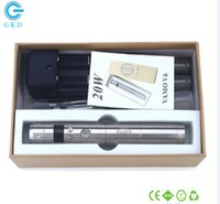 vamo kit - 2015 hotsale Vamo V5 V6 kits Electronic Cigarette Vamo V5 V6 E Smoking Starter ego Kit Mechanical Mod variable wattage battery
