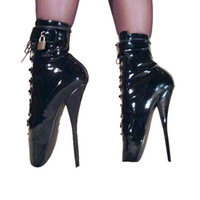 Cheap SM Shoes Sexy Shoes 7in high heels shoes ballet boots Ankle Boots NO.13265