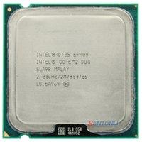 Wholesale E4400 Intel E4400 cpu Core Duo E4400 GHZ MB LGA775 PROCESSOR