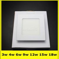 Cheap led square ceiling light Best led panel light