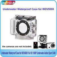 Wholesale Underwater Waterproof Case for WDV5000 Full HD P Underwater Action Sport CAM