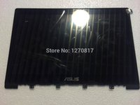 asus zenbook touch - For Asus Zenbook UX303 Full LCD Display Panel Touch Screen Digitizer Assembly With Frame Replacement Parts