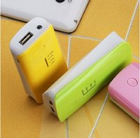 Cheap Wholesale - 5600 mAh Universal Portable Power Bank External Emergency Backup Battery Charger For All Mobile Phone USB LED Indicator