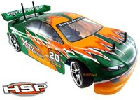 Wholesale High Speed Rc Car wd Nitro Gas Power Scale Models On Road Touring Racing HSP Brand Hobby Remote Control Car
