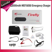 Wholesale 12000mAh MST SOS0 Jump Start Emergency Charger for Mobile Laptop Car with Over Load Protector