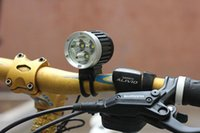 battery bicycle price - low price Lumen CREE XM L T6 LED Bike Bicycle Light LED Light HeadLight Battery mah Charger