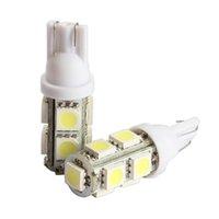 Wholesale 2PCS W5W T10 SMD LED White Light Car Tail Lamp Bulb Bright