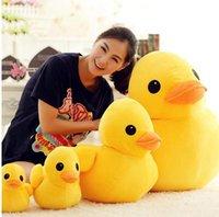 baby toys hong kong - Newborn cute toy PC CM little yellow duck Plush Doll Hong Kong yellow duck toy baby toy birthday gift girl present