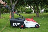 riding lawn mowers - The electric lawn mower mowing machine grass cutter hay mower Electric household weeder lawn mower lawn mowers