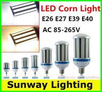 high lumen led - High Lumen E27 E39 E40 LED Corn Light Bulb W W W W W W W Road Garden Warehouse Parking Lighting lamps