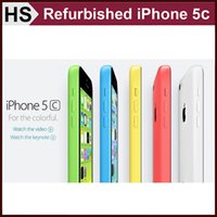 Wholesale Original Refurbished iPhone C quot GB GB GB G FDD LTE IMEI Renovated Cell Phone Free DHL