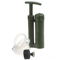 Wholesale Portable Ceramic Water Filter For Drinking Plastic Water Purificador Purifier Filtro De Agua Camping Hiking Outdoor Survival