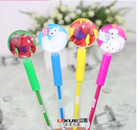 Wholesale New Fashion Design For Kids Big Hero Cartoon Gel Pen Children s Writing Pen Kids Nice Award Student Stationery School Supplies Good Quality
