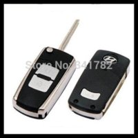 best modified - for Good quality Blank modified flip folding remote key shell for Hyundai Tucson with best price car