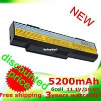 asm series - Super G400 Battery mAh Laptop For Lenovo G400 Series G410 Series ASM BAHL00L6S FRU SS080C