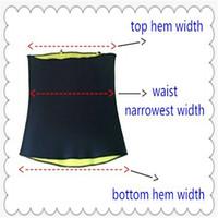 Wholesale Belt Neoprene Slimming Waist Shapers Belt New Body Slimming Cinchers Waist Training Corsets Bodysuit