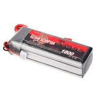 Wholesale New Wild Scorpion V mAh C MAX C T Plug Lipo Battery S for RC Car Airplane Helicopter Part order lt no track