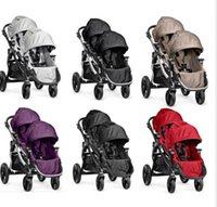 Wholesale Brand New Baby Jogger City Select Stroller Double Pram Free Second Seat