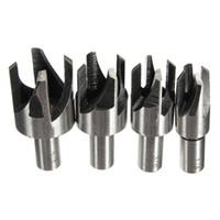 Wholesale Price Claw Wood Plug Hole Cutter Woodwork Plug Cutting Drill inch inch inch inch