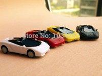 Wholesale Livraison gratuite petit Solar Power Racing voiture Mini solaire jouets énergie solaire jouets couleurs