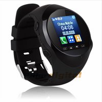 Wholesale MQ88L inch touch screen Android smart Bluetooth Watch Phone cell MP3 Wrist watch moblie Phone Wi Fi band FM