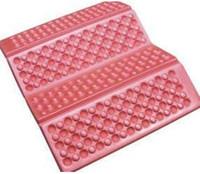 Wholesale Mountaineering outdoor camping picnic mat moisture proof EVA foam ass Ultraportability foldable cellular massage cushion