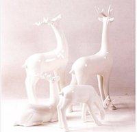 antique porcelain figurine - The Nordic antique chinese porcelain expression decorations ceramics modern minimalist porcelain figurine