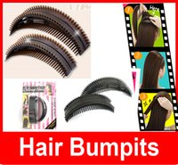 Wholesale Tinyview Eco friendly Plastic Cele up DIY Hair Bump Tool Beauty Equipment Princess Hairpins Set