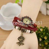 Cheap quartz watch Best rose bracelet