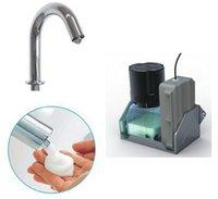 2014 Nuevo Diseño de la espuma de jabón dispensador de espuma sensor de dispensador de jabón dispensador automático de jabón dispensador de espuma para el baño