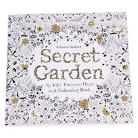 art coloring sheets - 48 sheets Book Secret Garden English Version coloring books An Inky Treasure Hunt Art Graffiti Painting Drawing Books HO874059