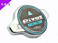 Wholesale PIVOT High Pressure Car Radiator Cap Type F MM universal In stock and ready to ship