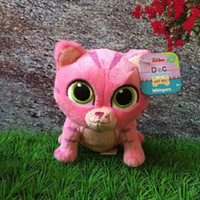 bean pets - New Original Doc Mcstuffins Toys Chilly Boppy Dog Gabby Giraffe Pet Vet Findo Squibbles Whispers Cat Plush Beans Collection