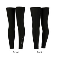 Wholesale Men Women Breathable Leg Warmers Protection Bike Bicycle Cycling Legwarmers Sports Running Warmers CYC_70A