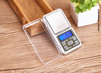 mini digital pocket scale - Mini Electronic Digital Scale Jewelry weigh Scale Balance Pocket Gram LCD Display Scale With Retail Box g g g g new