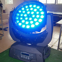 american moving supplies - American Dj Supply Dj Spot Led Powered Intelligent WX36 Zoom Moving Head Wash Professional Stage Lightings