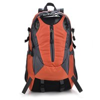 Wholesale 35L Outdoor Sports Backpacks Travelling Bags with Computer Interlayer Students Backpacks Casual Camping Back packs AL248
