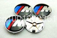 Wholesale 4x mm Wheel Center Hub Caps For BMW M M3 M5 M6 Z3 Z4 E36 set