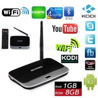 android k box - 10pcs CS918 MK888 Q7 K R42 Android Quad Core RK3188 TV Box XBMC Preinstalled Kodi with Mini PC Bluetooth GB Ram GB