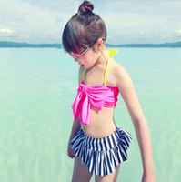 Cheap halter neck Best girls swimwear